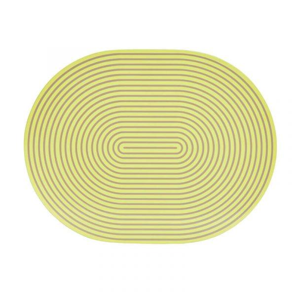 Stripe Lacquer Placemat