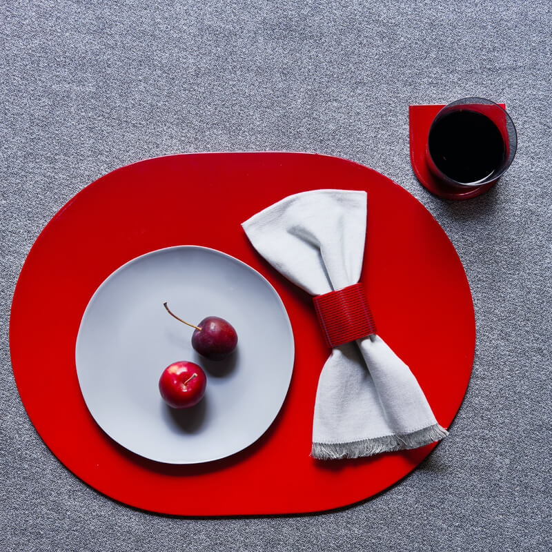 Oval Ombre Placemat