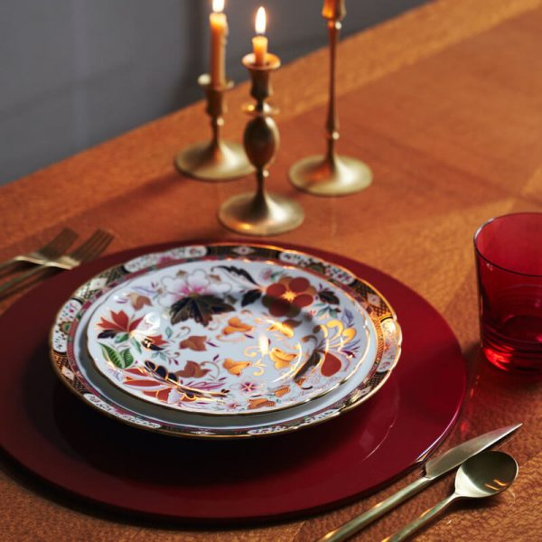 Ombre Round Placemats