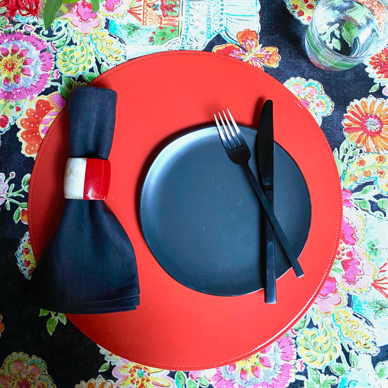 Patent Reversible Placemat