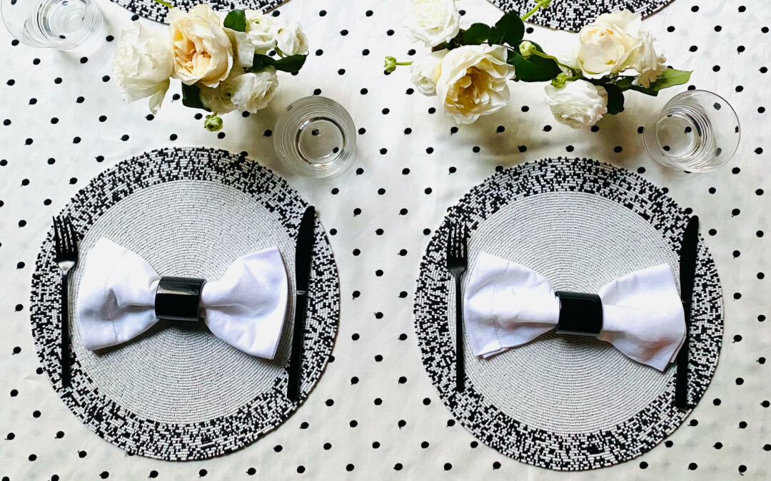 How to Make Easy and Elegant Table Decorations