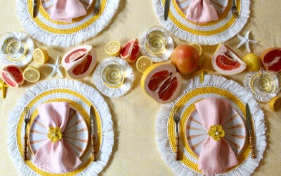 Three Chic and Easy Easter Table Ideas